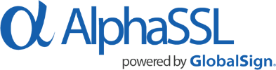 AlphaSSL logo